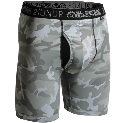 "2UNDR Gear Shift 9"" Boxer Briefs Prints: 2UNDR Athletic Apparel"