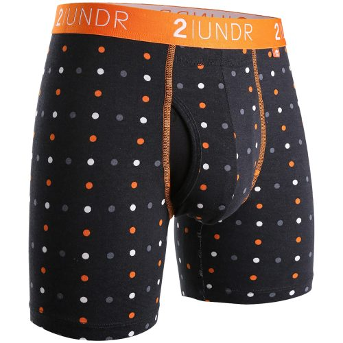 "2UNDR Swing Shift 6"" Boxer Briefs Patterns: 2UNDR Athletic Apparel"