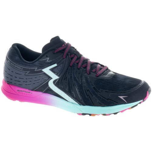 361 Bio-Speed 2: 361 Women's Training Shoes Black/Ebony