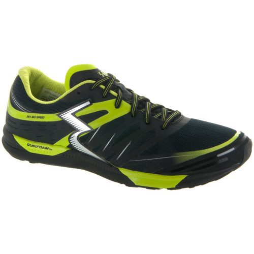 361 Bio-Speed: 361 Men's Training Shoes Black/Limeade