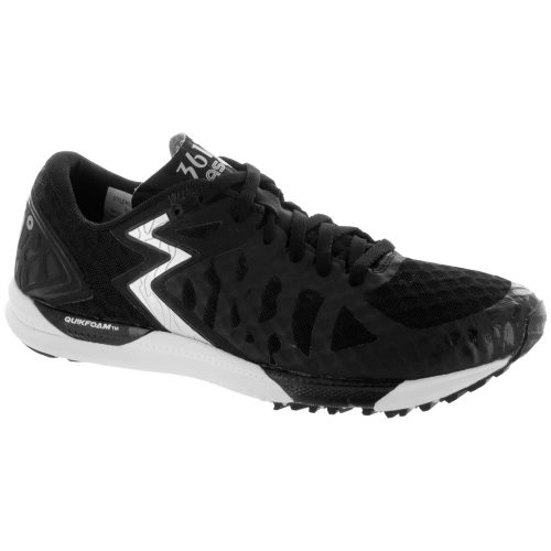 361 Chaser: 361 Women's Running Shoes Black/Silver