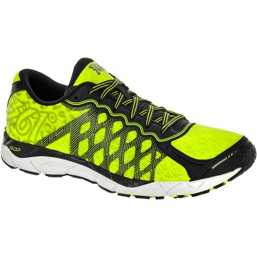 361 KgM2: 361 Men's Running Shoes Black/Flash Yellow