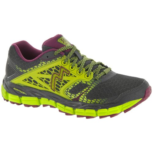 361 Santiago: 361 Women's Running Shoes Castlerock/Limeade