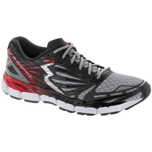 361 Sensation 2: 361 Men's Running Shoes Sleet/Risk Red