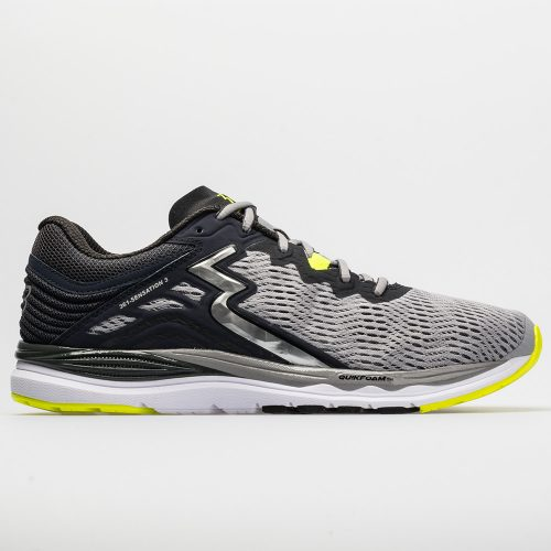 361 Sensation 3: 361 Men's Running Shoes Sleet/Ebony