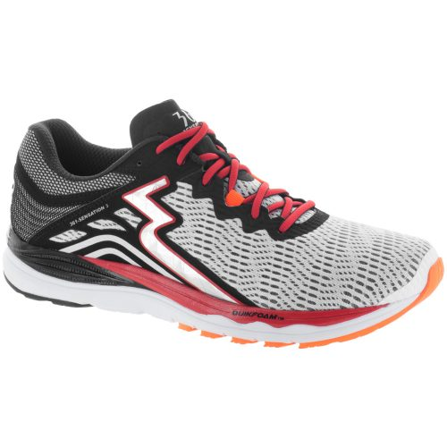 361 Sensation 3: 361 Men's Running Shoes White/Black