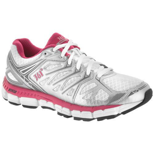 361 Sensation: 361 Women's Running Shoes Bright Rose