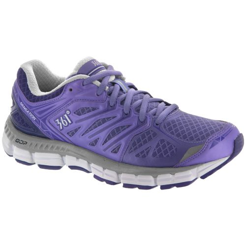 361 Sensation: 361 Women's Running Shoes Dahlia Purple