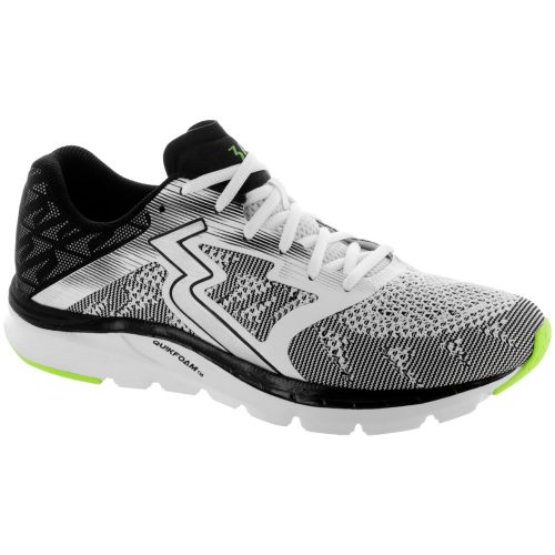 361 Spinject: 361 Men's Running Shoes White/Black