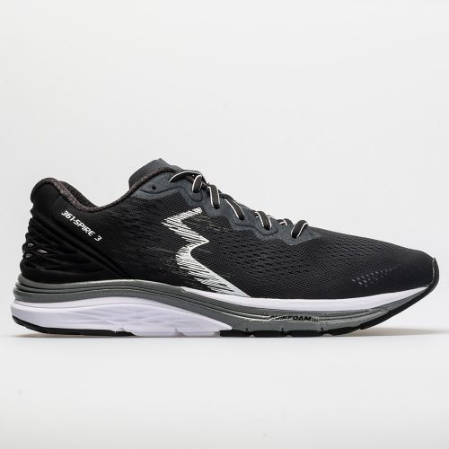 361 Spire 3: 361 Men's Running Shoes Ebony/Black