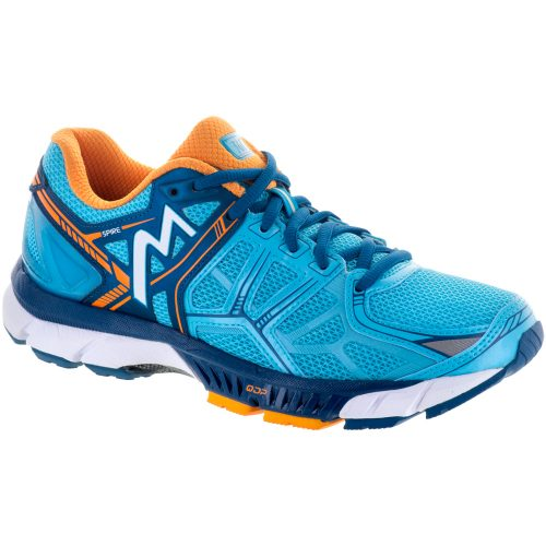 361 Spire: 361 Women's Running Shoes Aqua Blue/Marigold