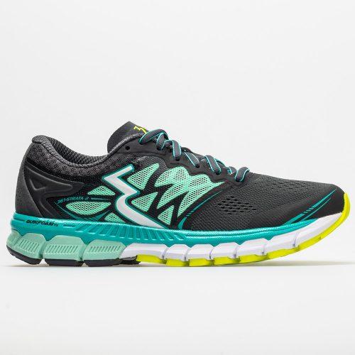361 Strata 2: 361 Women's Running Shoes Ebony/Carribean