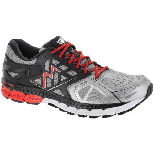 361 Strata: 361 Men's Running Shoes Industrial/Black