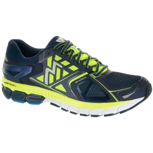 361 Strata: 361 Men's Running Shoes Midnight/Spark