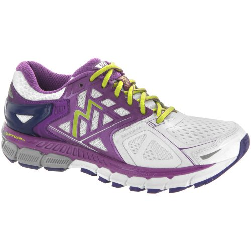 361 Strata: 361 Women's Running Shoes White/Violet