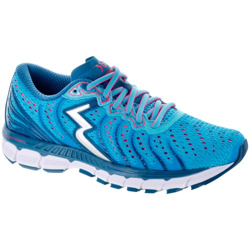 361 Stratomic: 361 Women's Running Shoes Aqua Blue/Diva Pink