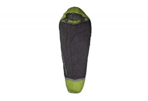 ALPS Mountaineering Cosmos 35 Sleeping Bag - Long - grey/green, one size