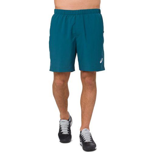 "ASICS 7"" Shorts: ASICS Men's Tennis Apparel Spring 2018"