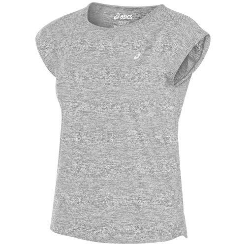 ASICS ASX Lux Short Sleeve Top Spring 2017: ASICS Women's Running Apparel