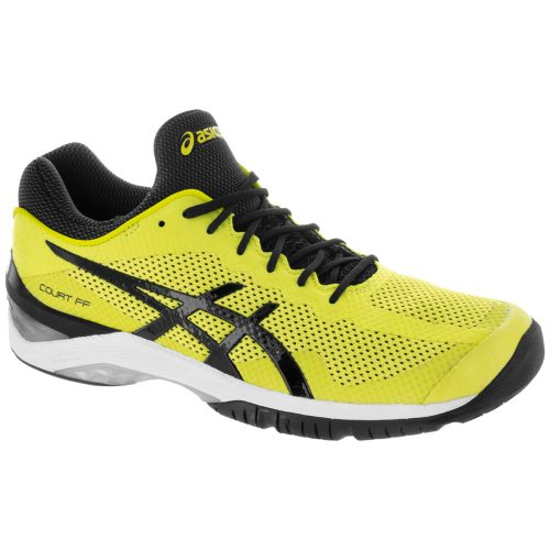 ASICS Court FF: ASICS Men's Tennis Shoes Sulphur Springs/Black