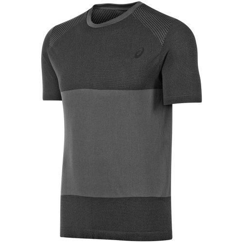 ASICS FuzeX Seamless Short Sleeve Top Spring 2017: ASICS Men's Running Apparel