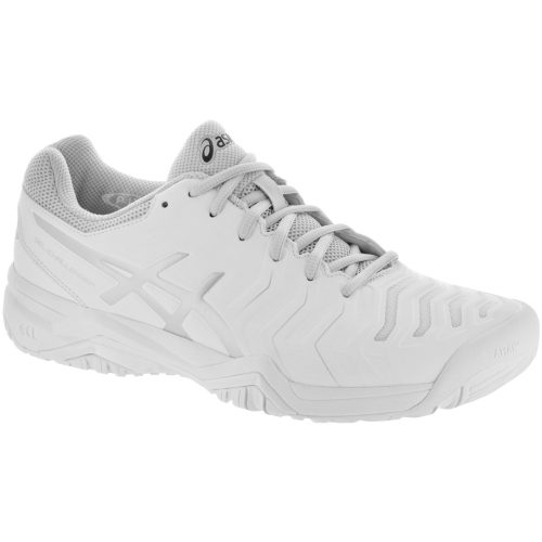 ASICS GEL-Challenger 11: ASICS Men's Tennis Shoes White/Silver
