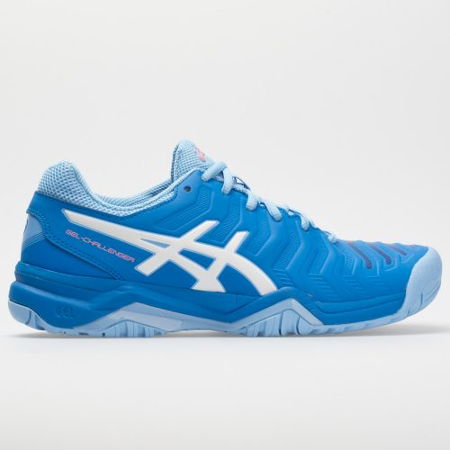 ASICS GEL-Challenger 11: ASICS Women's Tennis Shoes Electric Blue/White