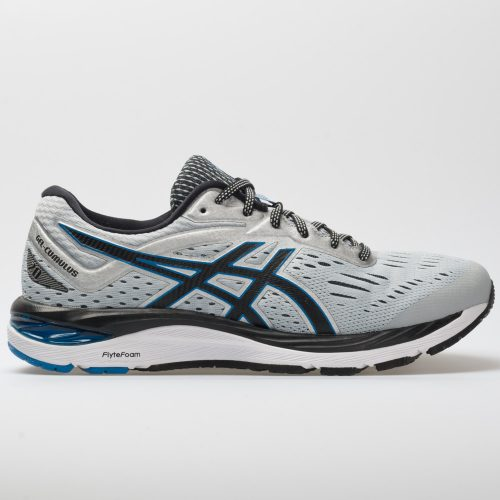 ASICS GEL-Cumulus 20: ASICS Men's Running Shoes Mid Grey/Black