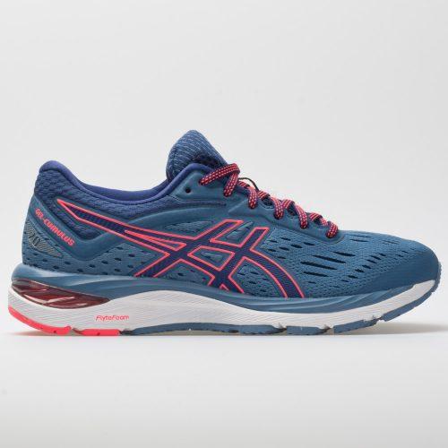 ASICS GEL-Cumulus 20: ASICS Women's Running Shoes Azure/Blue Print