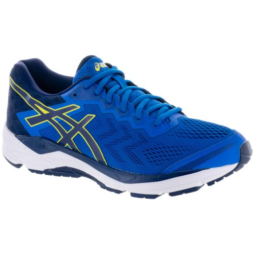 ASICS GEL-Fortitude 8: ASICS Men's Running Shoes Victoria Blue/Indigo Blue/Sulphur Spring