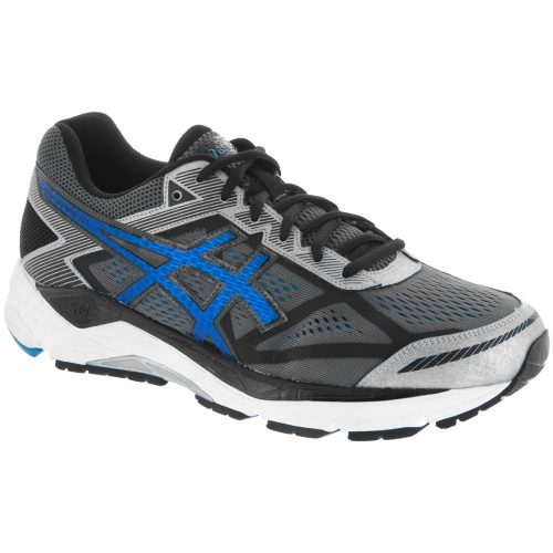 ASICS GEL-Foundation 12: ASICS Men's Running Shoes Carbon/Electric Blue/Black