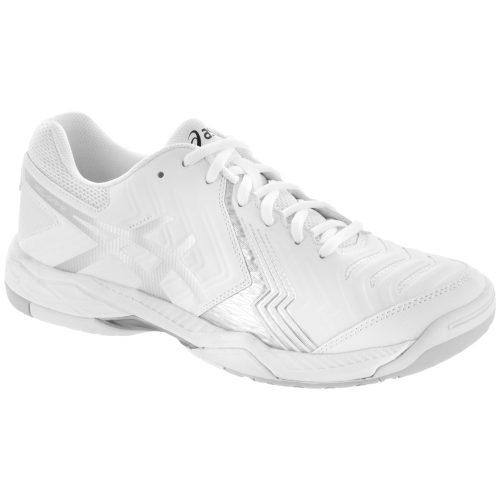 ASICS GEL-Game 6: ASICS Men's Tennis Shoes White/Silver
