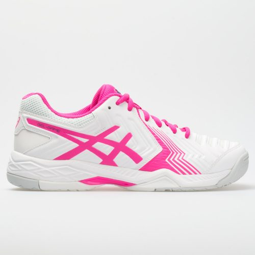ASICS GEL-Game 6: ASICS Women's Tennis Shoes White/Pink Glo