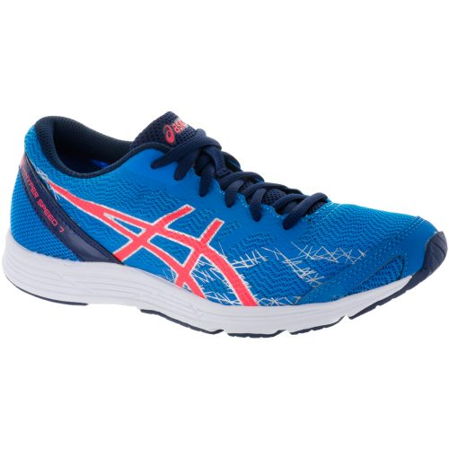 ASICS GEL-Hyper Speed 7: ASICS Women's Running Shoes Diva Blue/Diva Pink