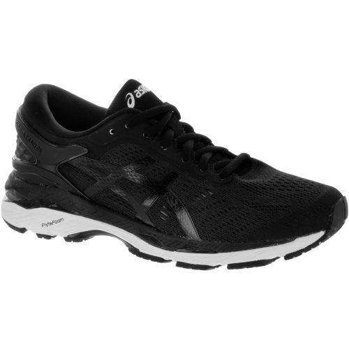 ASICS GEL-Kayano 24: ASICS Men's Running Shoes Black/Phantom/White