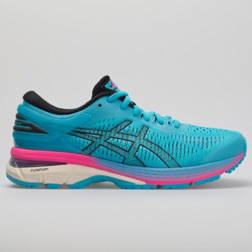 ASICS GEL-Kayano 25: ASICS Women's Running Shoes Aquarium/Black