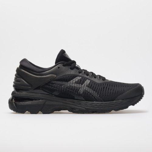 ASICS GEL-Kayano 25: ASICS Women's Running Shoes Black/Black