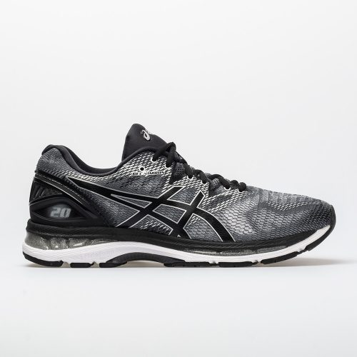 ASICS GEL-Nimbus 20: ASICS Men's Running Shoes Carbon/Black/Silver