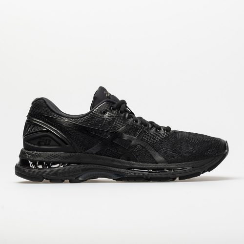 ASICS GEL-Nimbus 20: ASICS Women's Running Shoes Black/Black/Carbon