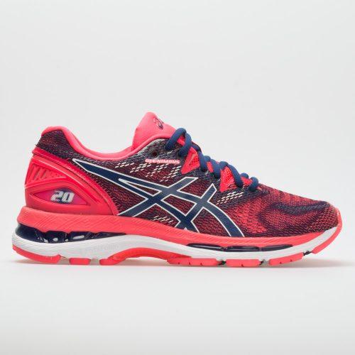 ASICS GEL-Nimbus 20: ASICS Women's Running Shoes Blue Print