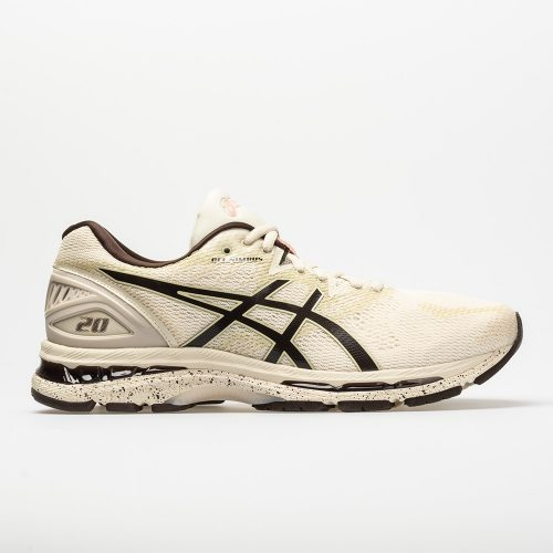ASICS GEL-Nimbus 20 SP: ASICS Men's Running Shoes Birch/Coffee/Blossom