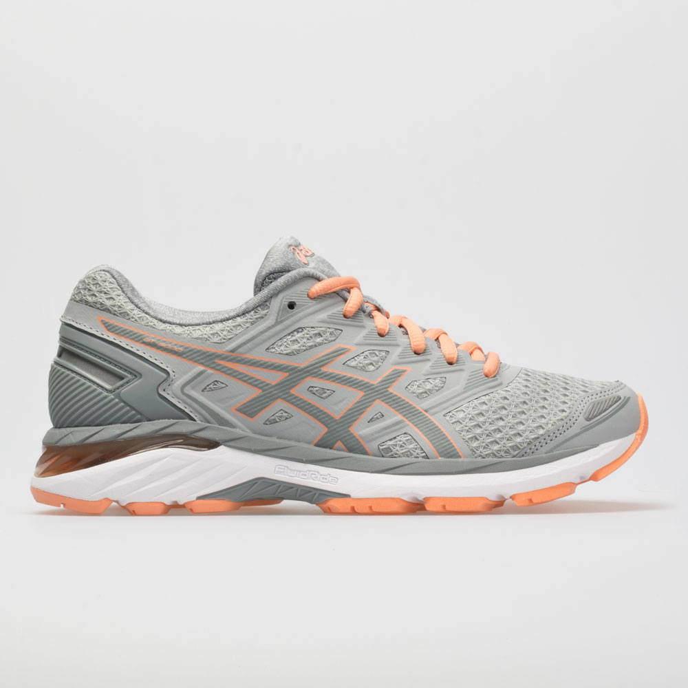 ASICS GT-3000 5: ASICS Women's Running Shoes Mid Gray/Stone