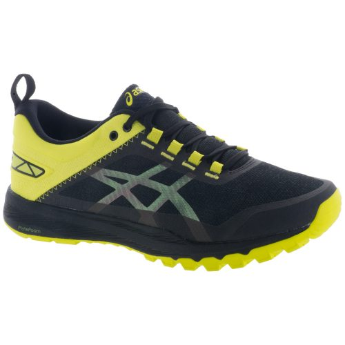 ASICS Gecko XT: ASICS Men's Running Shoes Black/Carbon/Sulphur Spring