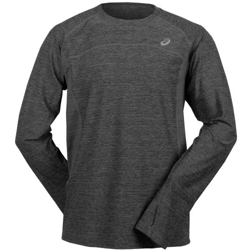 ASICS Lite-Show Long Sleeve: ASICS Men's Running Apparel Fall 2016