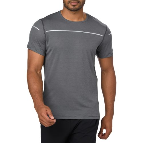 ASICS Lite-Show Short Sleeve Top: ASICS Men's Running Apparel Spring 2018
