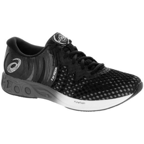 ASICS Noosa FF 2: ASICS Men's Running Shoes Black/White/Carbon