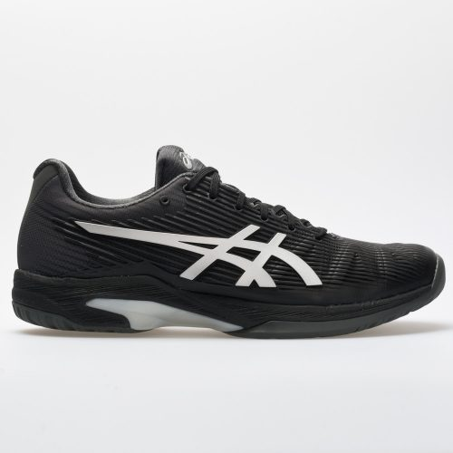 ASICS Solution Speed FF: ASICS Men's Tennis Shoes Black/Silver