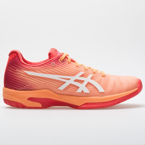 ASICS Solution Speed FF: ASICS Women's Tennis Shoes Mojave/White