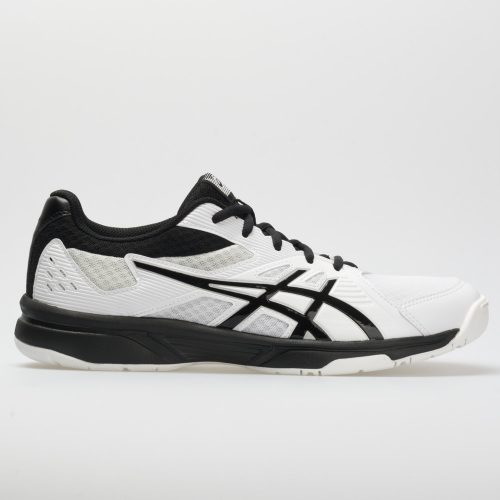 ASICS Upcourt 3: ASICS Men's Indoor, Squash, Racquetball Shoes White/Black