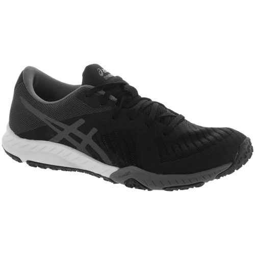 ASICS Weldon X: ASICS Women's Training Shoes Black/Carbon/White